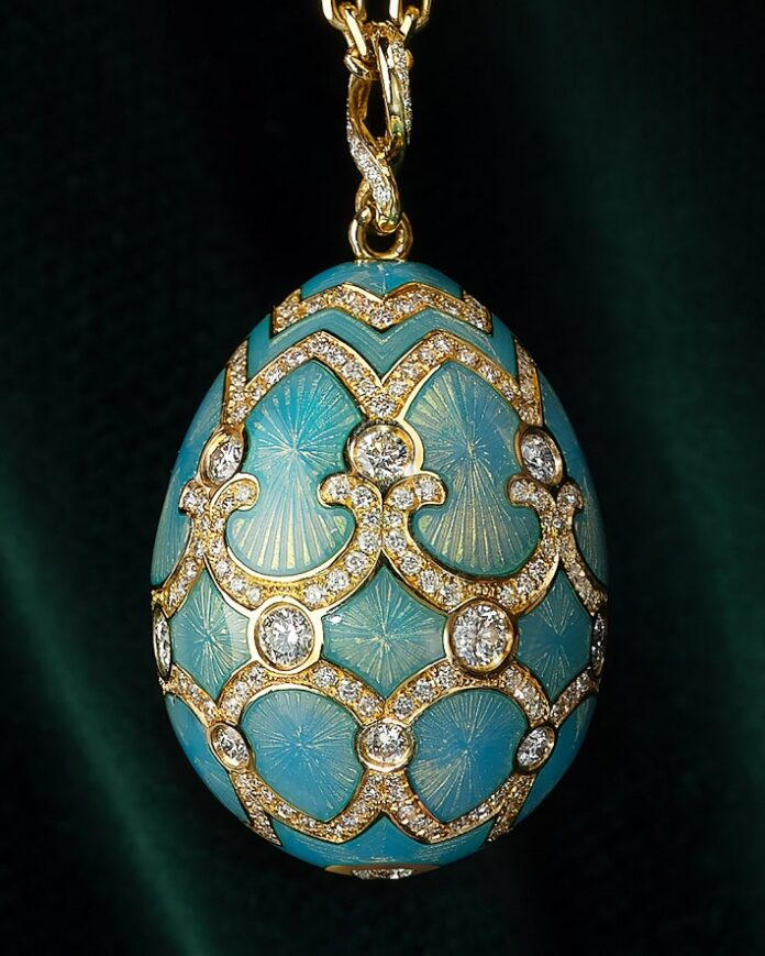 Fabergé Finds a New Home at Laings
