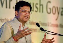 Mr. Piyush Goyal, Hon'ble Minister of Commerce & Industry