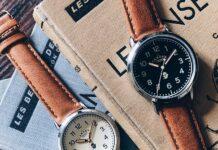 The Camden Watch Company No.27 Chap Edition