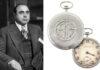 Al Capone's Patek Philippe Sells for $223,000 (His Favorite Gun Fetches $1m)